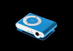 Odtwarzacz MP3 Quer (niebieski) - 2837782970