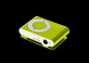Odtwarzacz MP3 Quer (zielony) - 2837782971