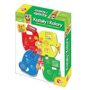 LISCIANIGIOCHI Karotka Kształty i kolory - 2825164868