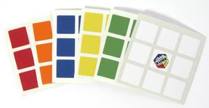 Naklejki z logo Rubik na kostkę 3x3x3 - Poznań, hiperszybka wysyłka od 5,99zł! - 2825161281