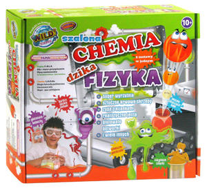 Szalona chemia/Dzika fizyka - 2825165651