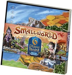 Small World: Plansza na 6 graczy - 2825167825