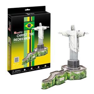 PUZZLE 3D Pomnik Chrystusa Odkupiciela - 2825168374