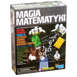 Magia Matematyki 4M - 2825168665