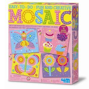 Mozaika dla Dziewczynek 4M - 2825168671