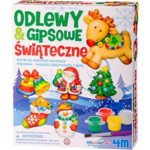Odlewy Gipsowe Ozdoby Gwiazdkowe 4M - 2825168680