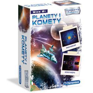 Planety i Komety CLEMENTONI - 2825169175