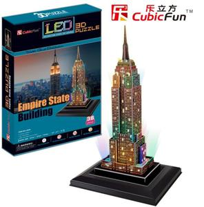 Empire State Building (�wiat�o PUZZLE 3D - 2825169362