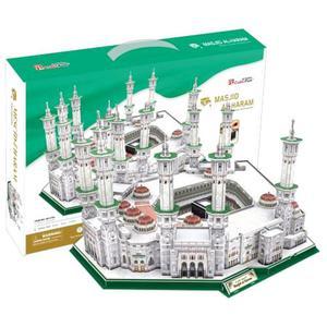 Meczet Masijd AlHaram PUZZLE 3D - 2825169368