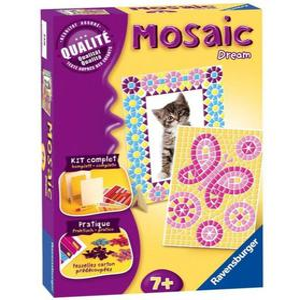 Mozaika Kotek Marzenie RAVEN. - 2825169756