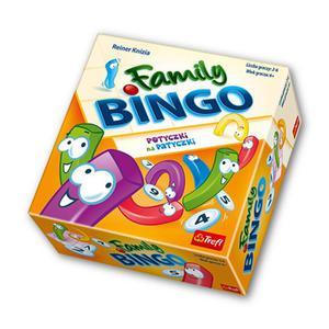 Gra Family Bingo TREFL - 2825169788