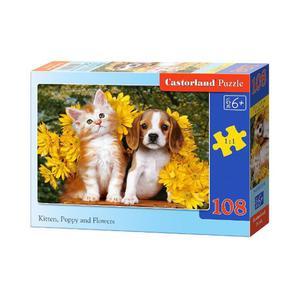 108 EL. Przyjaciele wśród kwiatów CASTOR - 2825170490