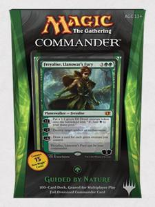 MTG - COMMANDER 2014 - GUIDED BY NATURE - 2825170901