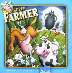 Super Farmer Deluxe - Poznań, hiperszybka wysyłka od 5,99zł! - 2825161510
