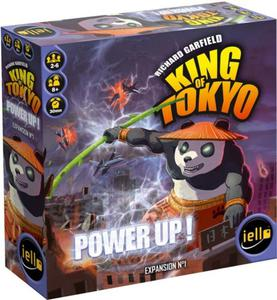 King of Tokyo: Power Up! - 2825172355