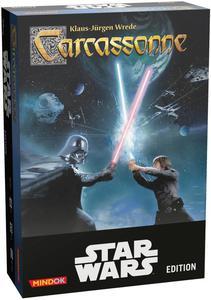 Carcassonne: Edycja Star Wars (wersja polska) - 2843858402