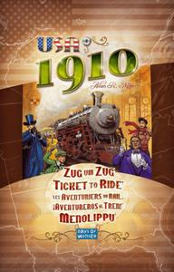 Ticket to Ride: USA 1910 - 2825161616