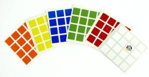 Naklejki z logo Rubik na kostkę 4x4x4 - Poznań, hiperszybka wysyłka od 5,99zł! - 2825161642