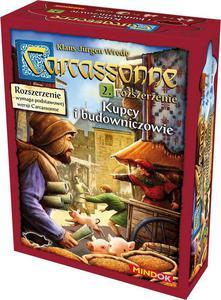 Carcassonne: Kupcy i Budowniczowie (druga edycja polska) - 2825161924