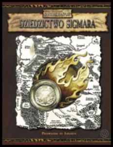 Warhammer FRP - Dziedzictwo Sigmara (miękka oprawa) - 2825161192