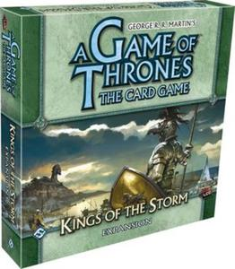 GAME OF THRONES - Deluxe - KINGS OF THE STORM - 2825162367