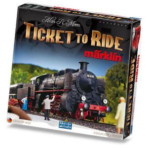 Ticket to Ride: Marklin Edition - 2825161210