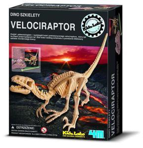 Wykopaliska Velociraptor 4M - 2825163493