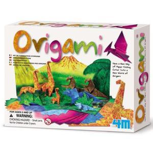 Origami Dinozaury 4M - 2825163519