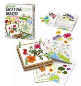 Recykling, Suszone Kwiaty 4M - 2825163522