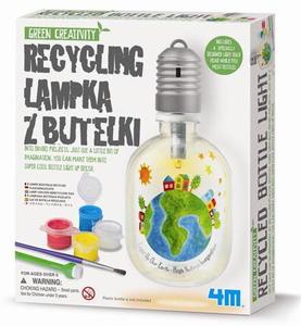 Recykling, Lampka z Butelki 4M - 2825163524