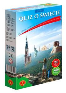 MINI Quiz o świecie - 2825163622
