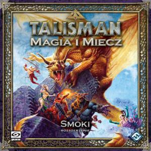 Talisman: Magia i Miecz - Smoki - 2825164139