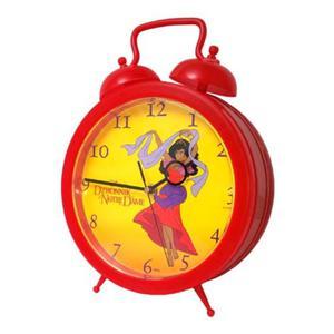 Zegar kwarcowy w kształcie budzika #1 - 2841288038
