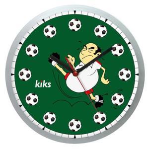 Zegar ścienny Sport piłkarski kiks - 2822993269