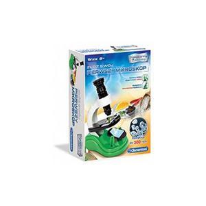 Pierwszy mikroskop - Clementoni - 2823668756