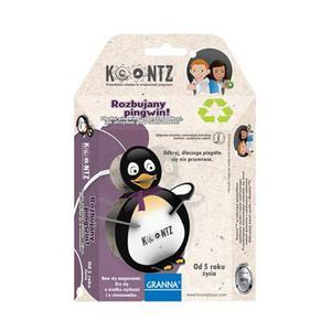 Koontz: Rozbujany pingwin! (puzzle naukowe) - 2823668656