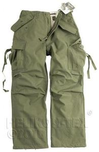 Sklep: spodnie bojówki m65 nyco sateen helikon olive green