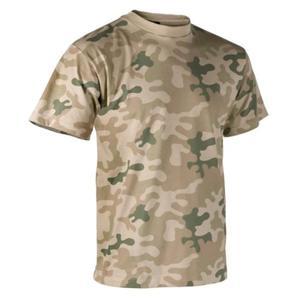 Koszulka pustynna - T-shirt wojskowy marki Helikon, kamuflaż polski pustynny - 2826386897