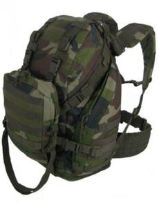 9f71ca420cead Plecak Overload Backpack CAMO Military Gear 60L Woodland - 2847308362