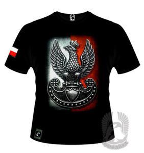 Koszulka patriotyczna - Orzeł Legionów (Husaria) - 2848100832