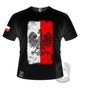 Koszulka patriotyczna - Orzeł na Fladze - Husaria - 2873937631