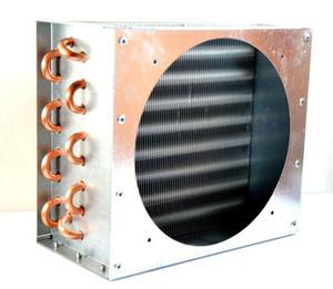 Skraplacz TK1900 blok lamelowy nieuzbrojony 1.9 kW TK 1900 - 2823543078