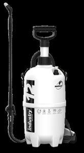 Hydronetka MAROLEX 12l , opryskiwacz z lancą do mycia i odkażania P12in - 2823543593