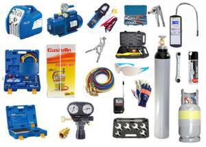 Zestaw narzędzi serwisowych do ustawy f-gazowej UDT Podstawowy - 2823542490
