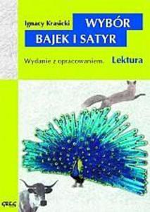 Wybór bajek i satyr (Żona modna i inne...) - 2824300150
