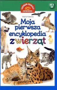 Moja pierwsza encyklopedia zwierząt