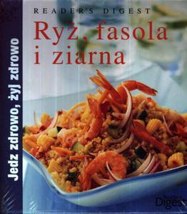 Jedz zdrowo, żyj zdrowo. Pakiet. Ryż, fasola i ziarna / Jajka, mleko i sery - 2824276125