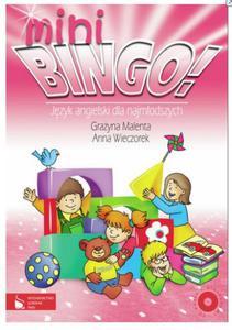 Mini Bingo! Podręcznik do języka angielskiego dla najmłodszych z płytą CD z piosenkami