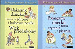 Pakiet - Dziecko Nakarmić dziecko / Pomagamy dziecku w nauce czytania - 2824250818