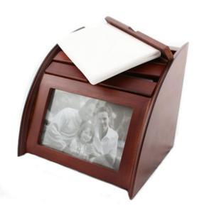 Drewnianny fotoalbum na zdjęcia 58417 ze zdjęciem na forncie - 2829132437